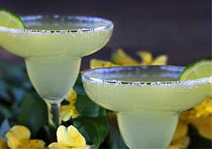 1/2 Price Margaritas