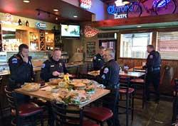Law Enforcement Officer Appreciation