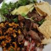 Sizzling Beef Steak Salad
